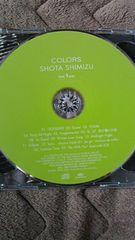 清水翔太!!COLORS!!初回DVD付き!!M-FLO!!JOE!!おまけあり
