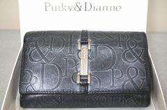 P&D lピンキー&ダイアンlウオレットl三つ折りlシグネチャーl財布
