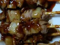 ☆大人気  炭火焼き鳥(ねぎ間串)タレ付  50本 冷凍