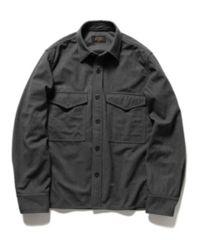 BEAMS PLUS オーバーシャツ ジャケット