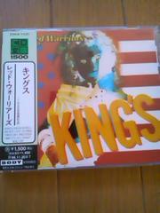 レッドウォーリアーズRed Warriors  KING'S