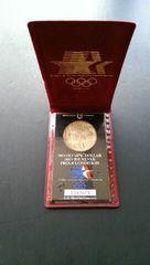 アメリカ 1983年ロサンゼルスオリンピック1ドル銀貨 900/1000