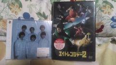 送料無料 関ジャニ∞ CD&DVDセット