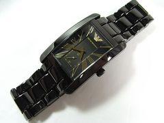 ◆本物確実正規エンポリオアルマーニメンズ 腕時計 AR-0682