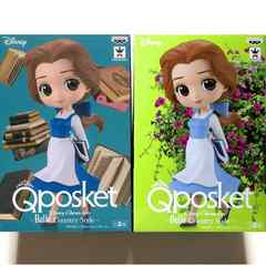 Q posket ベル Country Style 町娘姿 全2種セット