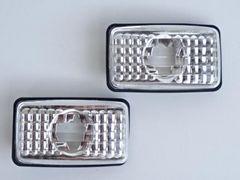 日産 クリスタル サイドマーカー エクストレイル T30 クリア