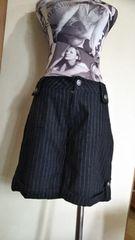 TK タケオキクチ TAKEO KIKUCHI 秋冬 ショートパンツ W70 サイズ0