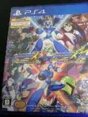 数量限定特典版PS4[ロックマンXアニバーサリーコレクション1+2]