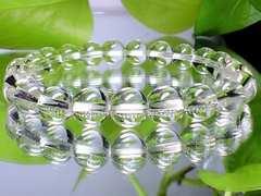 定番数珠玉クリスタル高級水晶8ミリAAA人気水晶数珠