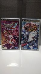 PSP ファンタシースターポータブル2&2 インフィニティ