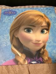 アナと雪の女王 非売品バスタオル 新品