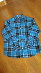 GAP*チェックシャツ*160