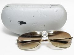 Dior クリスチャン・ディオール サングラス 茶 グラデーション