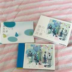 嵐アルバム初回限定2枚組CD僕の見ている風景櫻井翔二宮相葉雅紀