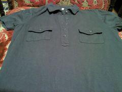 黒シャツ&アロハシャツちっくMsize古着セット