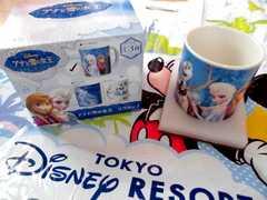 ディズニー/アナと雪の女王マグカップ★限定1個のみ★陶器製