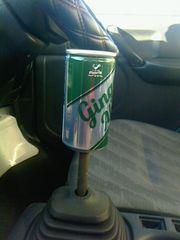 空き缶シフトノブジンジャーエールM12×P1.25人気