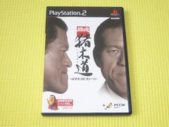 PS2★即決★闘魂 猪木道 ぱずるDEダァーッ★箱説付★パズル