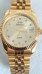 腕時計 ヴァレンチノ/VALENTINO ゴ−ルド