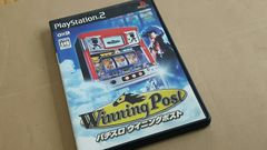 PS2☆パチスロ ウイニングポスト☆美品♪