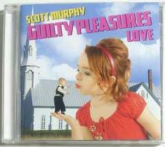 (CD)Scott Murphy/スコットマーフィー☆GUILTY PLEASURES LOVE★パンクカバー