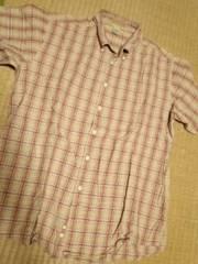アウトドア系 厚手シャツ