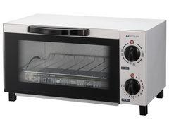 オーブントースター ホワイト ヒーター調節3段階