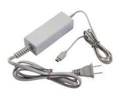 Wii U 専用 GamePad ゲームパッド 充電 ACアダプター
