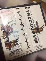 チェッカーズ、ベストアルバム3枚組^ ^帯、ブックレット付き。