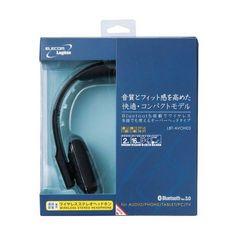 新品Logitec iPhone/Android対応Bluetoothヘッドホン