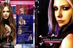 ≪送料無料≫AVRIL LAVIGNE LIVE COMPILATION 2007Vol,1アヴリル