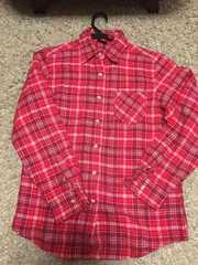 女性用、ネルシャツ used