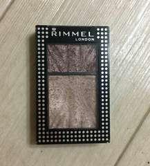 RIMMEL☆デュアルアイカラー♪ブラウン