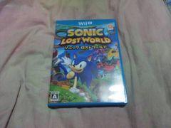 【Wii U】ソニックロストワールド