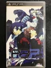 ペルソナ3 ポータブル PSP
