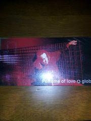 globe☆パフュームオブラブ〇CDシングル美品☆小室哲哉↑KEIKO◇