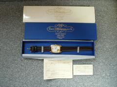 東京ディズニーランドホテルグランドオープニング「オリジナル腕時計」