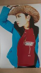 X JAPAN hide ポスター 1998 解散