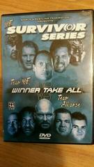 WWF WWE サバイバーシリーズ 2001 DVD/WWF軍対WCW軍など