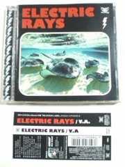 (CD)V.A.ELECTRIC RAYS☆ピロウズ、ヌードルス、ポッパーズ、モノクロ、ハーミット等々