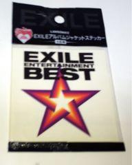 ★LAWSON×EXILE ステッカー(B)★