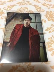 TOHOSHINKI LIVE TOUR2017〜Begin Again〜 カード ユノ�@