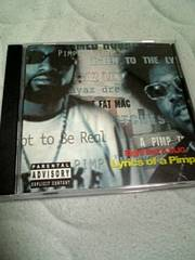 8BALL&MJG〓LYRICS OF A PIMP〓MEMPHIS産SOUTH