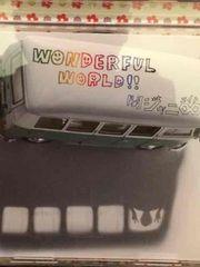 激安!超レア!☆関ジャニ∞/WONDERFUL WORLD☆初回盤CD+DVD/美品