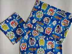 連休特価 300☆ 18  ランチョンマット &巾着 3点セット(*^O^*)ハンドメイド