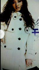 ☆BURBERRY BLUE LABEL☆シャドーチェックコート☆雑誌掲載☆