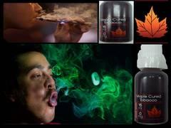 電子タバコ液USA製正規vape-Eリキッドメープルタバコフレーバー味
