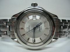 オメガ  美品  シーマスター120  レディース  時計