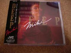 MIKI CD DEEP 廃盤