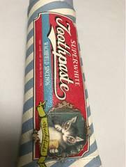 わちふぃーるどダヤンの歯磨き粉型ペンケース 革製